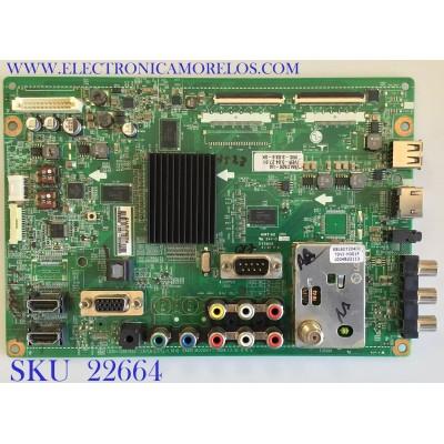 MAIN PARA TV LG / EBR68293804 / EAX61352203(1) / 68293704 / PANEL LC550WUB(SC)(A1) / MODELO 55LD520-UA