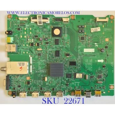 MAIN PARA TV SAMSUNG / BN94-04689B / BN97-05522E / BN41-01605A / PANEL S58FH-YB06 / MODELO PN59D7000FFXZA Y504