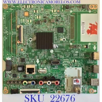 MAIN PARA TV LG / EBT65514304 / EAX67872805(1.1) / MODELO 60UK6090PUA.BUSMLJR / 60UK6090PUA.BUSMLOR