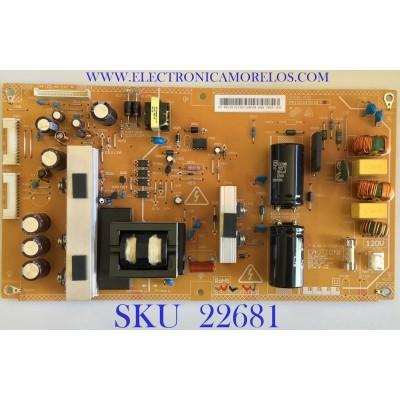 FUENTE DE PODER PARA TV / PK101V1510I / PK101V1510I / FSP236-4F01 / PANEL LTA400HA11 / MODELO 40E200U1