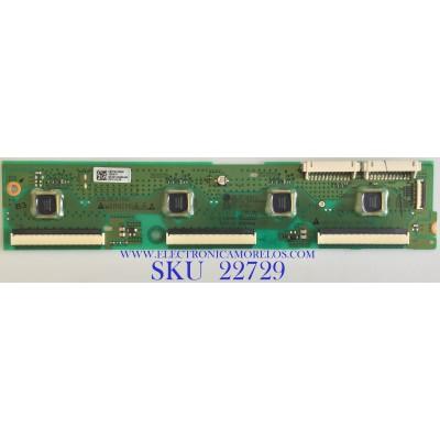 BUFFER  YDRVTP  PARA TV LG / EBR73748605 / EAX64299201 / PANEL PDP50T40010 / MODELO 50PA450-UF
