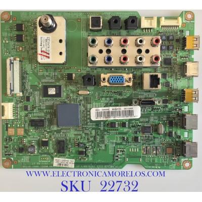 MAIN PARA TV SAMSUNG / SUSTITUTAS BN94-04509B / BN94-04509S / BN96-23347A / BN94-04475X / BN94-04509A / BN96-23348A / BN96-23351A / BN96-23352A / BN94-05406R / BN94-05406S / MAS SUSTITUTAS EN DESCRIPCION / PANEL T370HVW03 V.P / MODELO LN37D550K1FXZA AA02