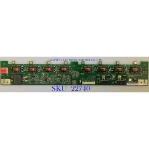 BACKLIGHT INVERSOR / 19.31T09.005 / VIT71884.10 / 1931T09005 / PANEL T315HW04 V.9 / MODELO 32LK450-UB.CUSDLH