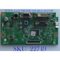 MAIN PARA MONITOR LG / EAX64672201 / EAX64672201 (1.3) / AGF76597801 / PANEL BM230WF5(TJ)(C1) / MODELO E2351VR-BNZ.AUSKRVN