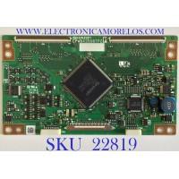T-CON PARA TV SHARP / CPWBX3508TPZP / CPWBX3508TPZ / PANEL LK315T3LZ4BX / LK315T3LZ50Z / MODELOS LC-32D42U / LC-32D43U / LC-32D504 / LC-32D50U