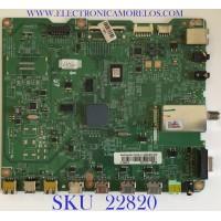 MAIN PARA TV SAMSUNG / BN94-21118A / BN41-01747A / BN97-06307A / PANEL LTJ400HM03-J / MODELO UN40D5500RFXZX H304