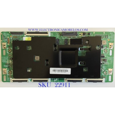 T-CON PARA TV SAMSUNG / BN96-44749E / BN41-02573A / BN97-12640B / SUSTITUTA BN95-04324A / MODELOS HG75NF690UFXZA FA01 / UA75MU6100KXXS / UA75MU6100KXXM / UA75MU6100KPXD / UA75MU6100GXXP / LH75QBHPLGC/XY / LH75QBHPLGC/XS / MAS MODELOS EN DESCRIPCION