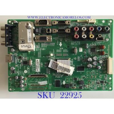 MAIN PARA TV LG / EBR61100403 / EAX56738103(1) / PANEL LC420WUE(SB)(C1) / MODELO 42LH30-UA.AUSVLJR