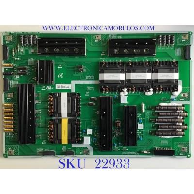 SUB FUENTE PARA TV SAMSUNG / BN44-01050B / L85SQ9NB_THS / BN4401050B / MODELO 85''