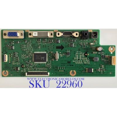MAIN PARA MONITOR ACER / 5E1PU01033 / 4H.1PU01.A11 / 1589912 / PANEL M270HVN02.0 / MODELO S271HL DBID
