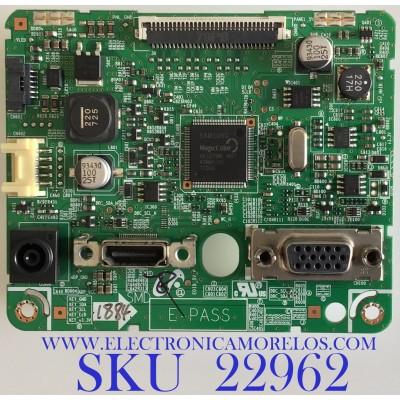 MAIN PARA MONITOR SAMSUNG / BN94-11842H / BN41-02118E / BN4411842H / PANEL M270HTN02.5 / MODELO LS27E330HZX/ZA