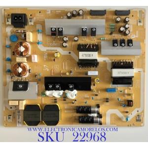 FUENTE DE PODER PARA TV SAMSUNG / NUMERO DE PARTE BN44-01051A / L55S8NA_THS / BN4401051A / PANEL CY-TT055FMLV4H / MODELOS QN55Q80TAF / QN55Q8DTAF / QN49Q80TAF / QN49Q8DTA / QN49Q80TAFXZA FA01 / QN55Q80TAFXZA AC02 / QN55Q8DTAFXZA AC02 / QN55Q8DTAFXZA FA03
