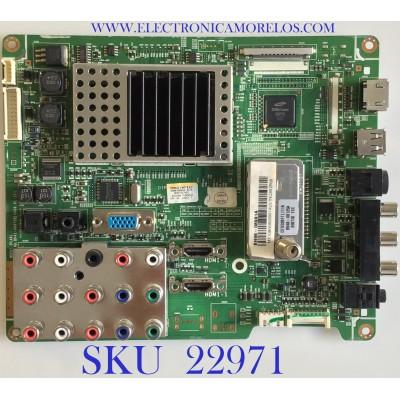 MAIN PARA TV SAMSUNG / BN96-08991A / BN41-00975B / BN97-02742C / SUSTITUTAS BN94-01628H / BN94-01628T / BN94-01656Q / BN94-01723H / BN94-01723L / BN96-08990B / BN96-08991B / BN94-02077C / BN94-02132Q / PANEL LTF400HA03 / MODELO LN40A550P3FXZA