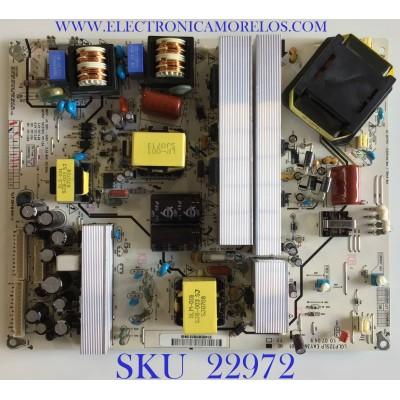 FUNTE DE PODER PARA TV LG / EAY36768101 / LGLP32SLP / 36768101 / PANEL LC320WX4(SL)(D2) / MODELO 32LC7D-UB.AUSVLMM