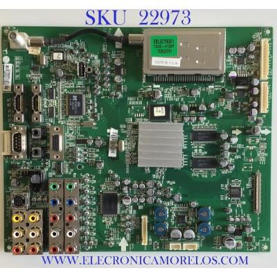 MAIN PARA TV LG / 32LC7D-UB.AUSVLMM / EAX35607005 (0) / 42LC7D-UB / PANEL LC320WX4(SL)(D2) / MODELO 32LC7D-UB.AUSVLMM