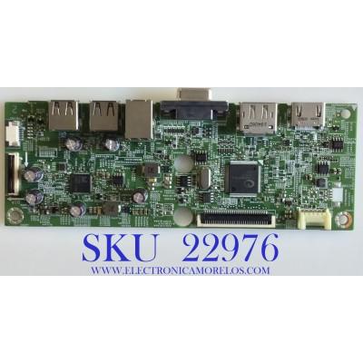 MAIN PARA MONITOR DELL / 7ZB.02T01.0003 / 748.A2S02.0011 / 30747266 / PANEL LTM270HL05 / MODELO P2719HT