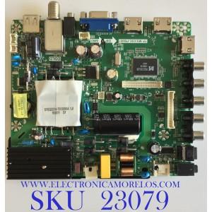 MAIN PARA TV SEIKI / 16112743 / TP.MS3393.PB801 / 16112743-0A000566 / MODELO SFM40