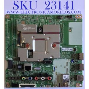 MAIN PARA TV LG 4K SMART TV / NUMERO DE PARTE EBU65841703 / EAX69083603(1.0) / EAX69083603 / PANEL´S NC500DQG-VXHX3 / NC500DQG-VXHX5 / MODELOS 50UN7300AUD / 50UN7300PUF / 50UN7300AUD.BUSJLJM / 50UN7300PUF.BUSJLJM
