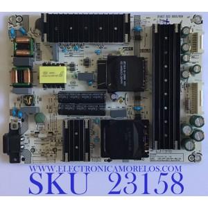 FUENTE DE PODER PARA TV HISENSE 4K ANDROID SMART TV / NUMERO DE PARTE 244194 / RSAG7.820.8805/ROH / HLL-4068WA / E166702 / CQC13134095636 / PANEL HD550V3U51-TAL3\S0\FJ\GM\ROH / MODELO 55H8F 55A6501EU