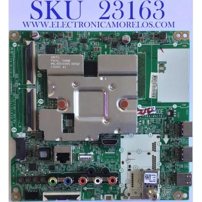 MAIN PARA SMART TV LG 4K UHD RESOLUCION (3,840 x 2,160) / EBT66466002 / EAX69083603(1.0) / PANEL NC650DQG-ABHX7 / MODELO 65UN7300AUD.BUSFLKR