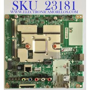 MAIN PARA SMART TV LG 4K Ultra HD RESOLUCION (3,840 x 2,160) / EBT66433202 / EAX69083603(1.0) / PANEL NC550DQG-ABHX1 / MODELO 55UN7300PUF.BUSFLKR