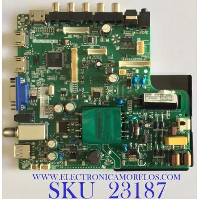 MAIN FUENTE PARA TV WESTINGHOUSE / W18105-ZX / TP.MS3553.PB855 / T201807071A / 8142123352132 / HV32WHB-N85 / PANEL CN320CN725 / MODELO WD32HKB1001 / ESTA TARJETA ES CHINA Y ES UTILIZADA EN DIFERENTES MARCAS Y MODELOS / ENTRAR A DESCRIPCIÓN DEL PRODUCTO