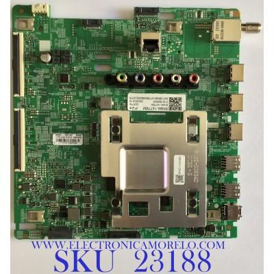 MAIN PARA SMART TV SAMSUNG 4K Ultra HD RESOLUCION (2160p) / BN94-14776M / BN41-02703C / BN97-16219Y / PANEL CY-NN065HGLVDH / MODELO UN65RU740DFXZA FA01