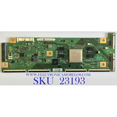 T-CON PARA TV LG / 6871L-6275B / 6870C-0852A / 6275B / PANEL LE650AQD(EN)(A1) / MODELOS OLED65CXAUA.BUSWLJR / OLED65CXPUA.BUSWLJR