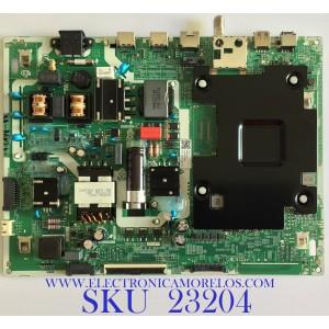 MAIN FUENTE PARA SMART TV SAMSUNG 4K CRYSTAL UHD CON HDR RESOLUCION (3,840 x 2,160)/ BN96-51826B / KANT-SU2_7000_55_WW / ML41A050594A / PANEL CY-BT050HGCV2H / MODELO UN50TU700DFXZA XC02