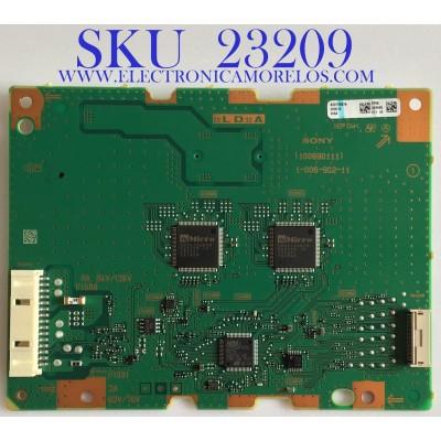 LED DRIVER PARA TV SONY / A-5012-967-A / 1-006-902-11 / 100690111 / A5012967A / PANEL YDAF065DND01 / MODELO XBR-65X90CH