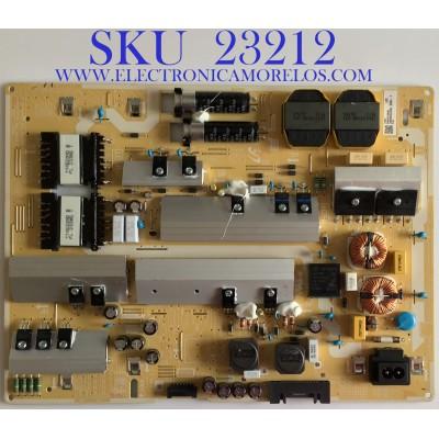 FUENTE DE PODER PARA SMART TV SAMSUNG / BN44-01065B / L82S6N_THS / BN4401065B / PANEL CY-BT082HGLV3H / MODELOS UN82TU700DFXZA FA01 / UN85TU8000FXZA AA02