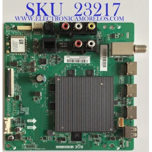 MAIN PAR SMART TV VIZIO 4K (2160p) UHD CON HDR  / 4700004681 / T.MT5597.U767 / H20010338 / 21201-02121 / PANEL BOE1750WQ-H / MODELO V755-G4 LBNFQQBW / V755-G4 LBNFQQCW