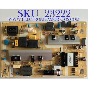 FUENTE DE PODER  PARA SMART TV SAMSUNG / BN44-01054E / L55S6_THS / BN4401054E / PANEL CY-BT050HGPV1H / CY-BT055HGXV1H MODELO UN50TU8000FXZA YA11 / UN50TU8000FXZA YA01 /  UN55TU8000FXZA WB04