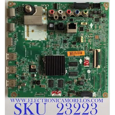 MAIN PARA TV LG / EBT63713201 / EAX66202603(1.0) / PANEL LC550EUE(FH)(M1) / MODELO 55LF6300-UA.BUSYLJR