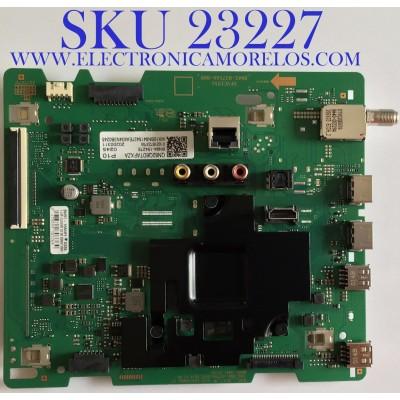 MAIN PARA SMART TV SAMSUNG QLED 4K UHD HDR RESOLUCION (3,840 x 2,160) / BN94-15427E / BN41-02756A / BN97-16848Y / PANEL CY-RT082HGLV1H / MODELO QN82Q6DTAFXZA FA01