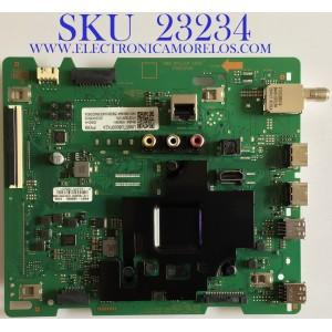 MAIN PARA SMART TV SAMSUNG Crystal UHD 4K RESOLUCION (3840 x 2160) / BN94-15808H / BN41-02756B / BN97-16939S / BN9415808H / PANEL CY-BT085HGAV1H / MODELO UN85TU8000FXZA AA02
