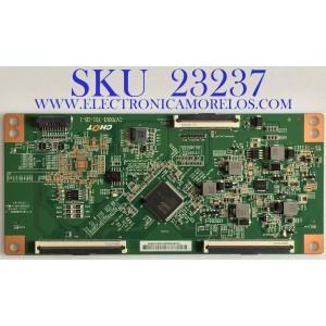 T-CON PARA TV VIZIO SMART TV / NUMERO DE PARTE CV700U1-T01-CB-1 / E3CCBB70000 / PANEL TPT700B5-U1T01.D REV:S01AQ / MODELOS V705-H1 / V705-H1 LMXHZJ / V705-G1 / V705-G1 / LTCHQT