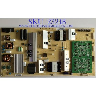 FUENTE DE PODER PARA SMART TV VIZIO / 0500-0618-1250 / HVP-653D20A / 050006181250 / MODELO M657-G0 LAFAQDNW