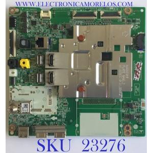 MAIN PARA LG 4K SMART TV UHD CON HDR RESOLUCION (3,840 x 2,160) / NUMERO DE PARTE EBT66509301 / EAX69120303(1.1) / EAX69120303 / PANEL´S HC820DQF-SLXR1-2112 / HC820DQF-SLXR1-2142 / MODELO  82UN8570PUC /  82UN8570PUC.BUSWLJR