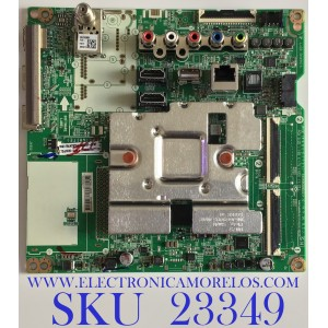 MAIN PARA SMART TV LG 4L UHD CON HDR RESOLUCION (3,840 x 2,160) / EBT66477102 / EAX69083603(1.0) / PANEL NC750DQG-ABGR1 / MODELO 75UN7370AUH.BUSFLKR