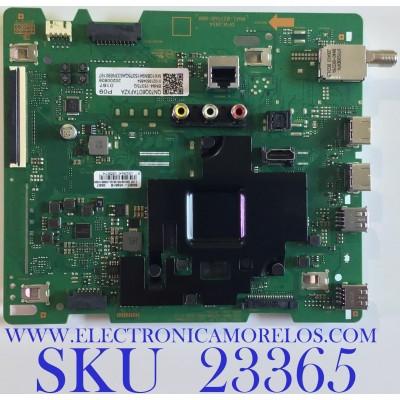 MAIN PARA SMART TV SAMSUNG QLED 4K CON HDR RESOLUCION (3,840 x 2,160)  / BN94-15375Q / BN41-02756B / BN97-16961B / PANEL CY-RT070HGPV1H / MODELO QN70Q6DTAFXZA YA01