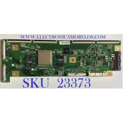 T-CON PARA TV LG / 6871L-5887D / 6870C-0802A / 5887D / LE650AQD-EMA1-Y31 / PANEL LC650AQD(EJ)(AB) / MODELO OLED65B6P-U.BUSZLJR