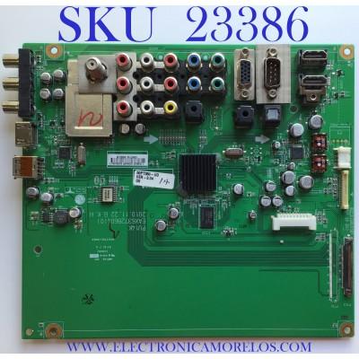 MAIN PARA TV LG / 60952911 / EAX63728604(0) / 50PT350-UD / PANEL PDP50T3 / MODELO 50PT350-UD.AUSLLJR