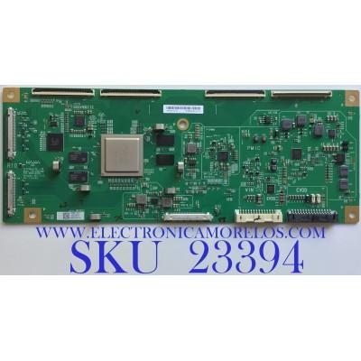 T-CON PARTA TV SONY / 6871L-5829A / 6870C-0755B / 5829A / PANEL LE650AQR (EL)(A1) / MODELO XBR-65A8F