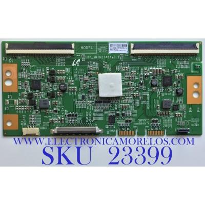 T-CON PARA TV SONY / LJ94-42762D / 18Y_SNTH2TA6AV0.1 / 42762D / PANEL YM9F075CND01 / MODELO XBR-75X800G