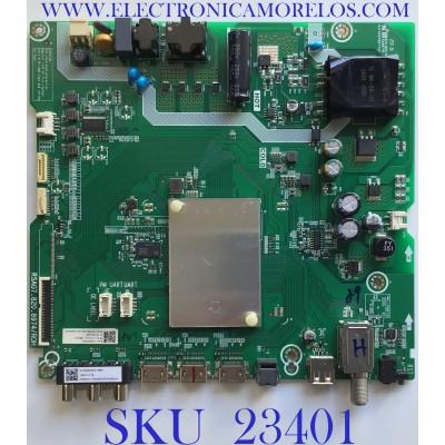 MAIN FUENTE PARA  SMART TV ROKU HISENSE / 257658 / RSAG7.820.8974/ROH / G20154B / 500437 / 3TE32G201548 / PANEL JHD315V1H72-TXL1\SO\GM\ROH / MODELO 32H4030F1