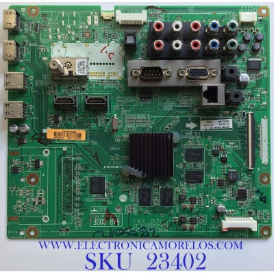 MAIN PARA TV LG / EBT61923810 / EAX64349207(1.4) / RH24601984 / MODELO 60PM6700-UB.AUSLLHR