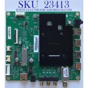 MAIN PARA SMART TV INSIGNIA 4K (2160p) UHD con HDR / XKCB02K003 / 715GA715-M01-B00-005K / (X)XKCB02K003010X / PANEL TPT550U2-D132.L REV:S21B / MODELO NS-55DF710NA21