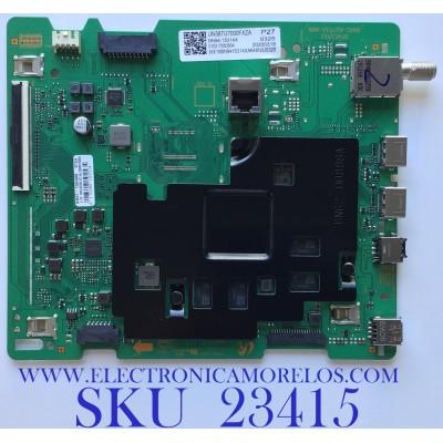 MAIN PARA SMART TV SAMSUNG Crystal UHD 4K CON HDR RESOLUCION (3,840 x 2,160) / BN94-15314X / BN41-02751A / BN97-16648M / PANEL CY-BT058HGPV1H / MODELO UN58TU7000FXZA YA01