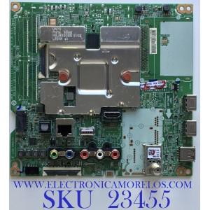 MAIN PARA SMART TV LG 4K UHD CON HDR RESOLUCION (3,840 X 2,160) / NUMERO DE PARTE EBT66487302 / EAX69083603 / EAX69083603(1.0) / PANEL´S NC600DQE-VSHP1 / NC600DQE-VSHP7 / MODELO 60UN7000PUB / 60UN7000PUB.BUSMLKR
